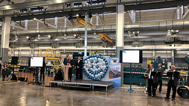 "Belarusian-Czech ""Cylinders-Bel"" LLC Launches Its Production in Orsha"