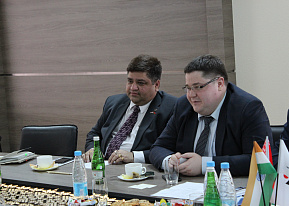 "A Business Delegation from India Visited FEZ ""Vitebsk"""